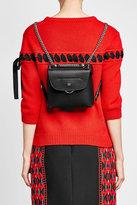 Fendi Mini Leather Backpack