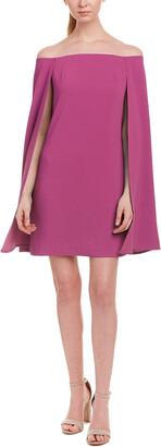 Trina Turk Sculpture Shift Dress