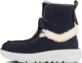 FitFlop Nyssa Suede Ankle Boots