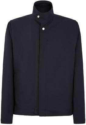 Jil Sander High Neck Tottington Jacket