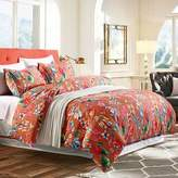 Sweety Pie Inc Tropical Floral Duvet Cover Set