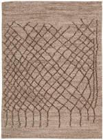 Nourison Tribal Shag Rectangular Rug