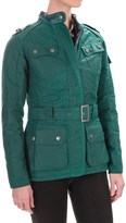 Barbour International Vanier Quilted Jacket - Insulated (For Women)