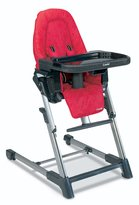 Combi Highchair, Raspberry by