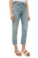 Citizens of Humanity Dree Crop High Rise Slim Straight