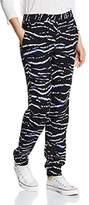 French Connection Women's Tapir Wave Crepe Jogger Relaxed Trouser,W34/L28 (Manufacturer Size:16)