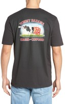 Tommy Bahama Men's Big & Tall Grazed And Confused Graphic T-Shirt