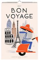 Rifle Paper Co. Bon Voyage Calendar