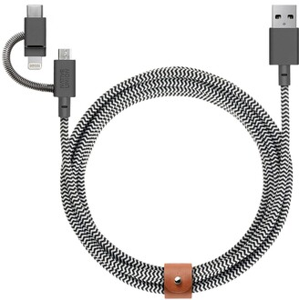 Native Union BELT 3-in-1 Charging Cable