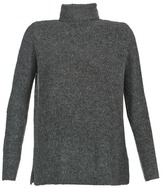 Vila VIPLACE ROLLNECK Grey