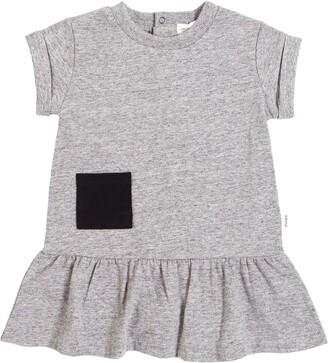 Miles Knit Drop Waist T-Shirt Dress