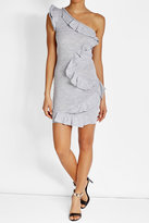 DSQUARED2 One-Shoulder Cotton Dress
