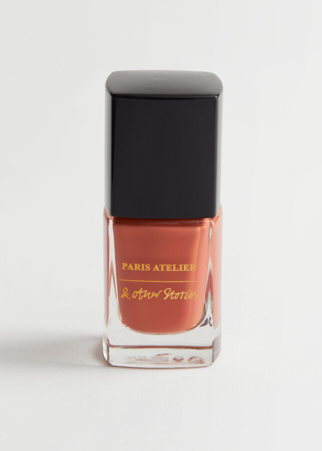 Thumbnail for your product : And other stories Couer Coral Nail Polish