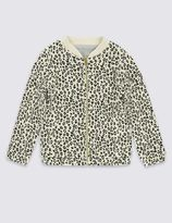 Marks and Spencer Pure Cotton Reversible Jumper (1-7 Years)