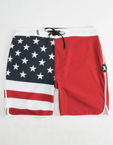 Hurley Phantom BP USA Mens Boardshorts
