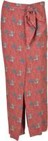 Stella Jean Bird Print trousers