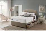 Rest Assured Richborough Latex Pillowtop Divan Bed with Storage Options - Firm