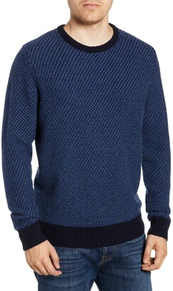 Nordstrom Jacquard Wool & Cashmere Sweater