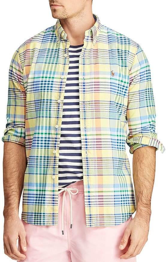 f8f7223d61e08f Ralph Lauren Multicolored Oxford Shirt - ShopStyle