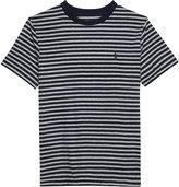 Ralph Lauren Pony Striped Cotton-blend T-shirt 6-14 Years