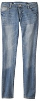 Mossimo Juniors Skinny Denim - Acid Wash