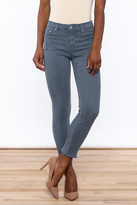Tractr High Rise Blue Jeans