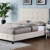 Latitude Run Tiara Upholstered Platform Bed
