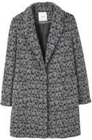 Mango Outlet Animal print coat
