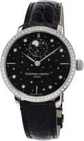 Frederique Constant 38.8mm Manufacture Slimline Moonphase Watch