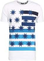 Antony Morato Print Tshirt Bianco