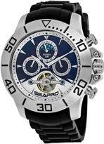 Seapro Sea-Pro Montecillo Mens Black Bracelet Watch-Sp5122