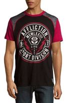 Affliction Ready For All Cotton Shirt
