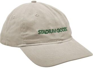 Stadium Goods Embroidered Logo Cap