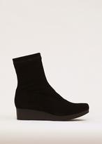 Robert Clergerie black nerdal boot