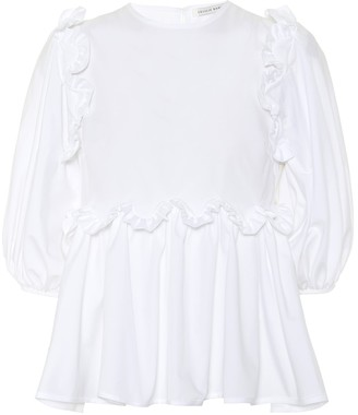 Cecilie Bahnsen Marie cotton blouse
