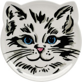 Cath Kidston Cat Head Shaped Plate
