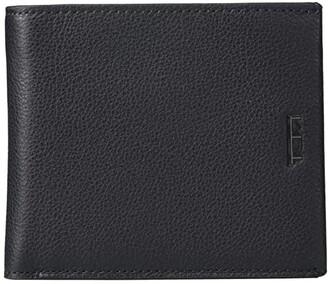 Tumi Nassau Global Center Flip Passcase Wallet