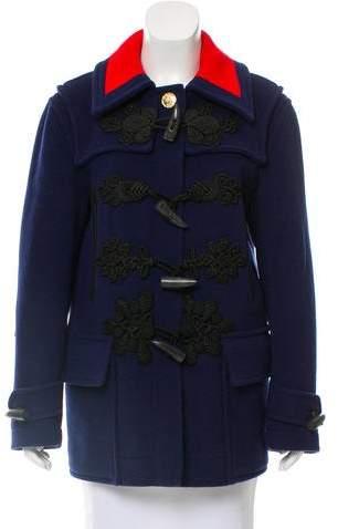 Altuzarra 2017 Morley Coat w/ Tags