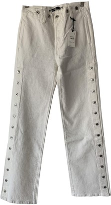 Levi's White Denim - Jeans Jeans for Women