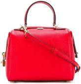 Dolce & Gabbana mini 'Miss Sicily' bowler tote - women - Leather/Brass - One Size