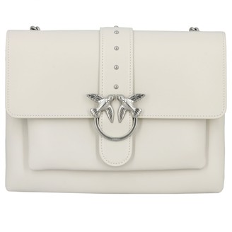 Pinko Love Big Soft Simply Leather Bag