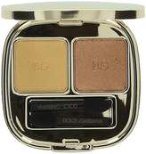 Dolce & Gabbana The Eyeshadow Smooth Eye Colour Duo - # 130 Gold 5g/0.17oz
