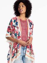Lucky Brand Madelines Garden Kimono