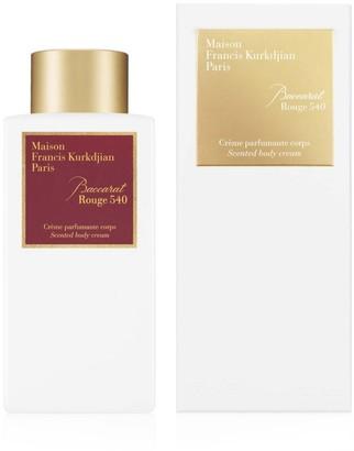 Francis Kurkdjian Baccarat Rouge 540 Scented Body Cream