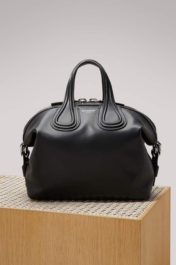 Givenchy Nightingale logo strap bag