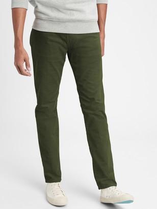 Gap Corduroy Skinny Jeans with GapFlex