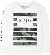Hurley Baby Boys' Long-Sleeve Graphic-Print T-Shirt