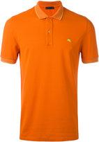 Etro classic polo shirt - men - Cotton - XL