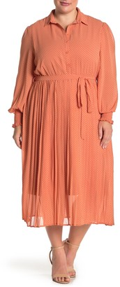 Plus Size Orange Dress Shopstyle