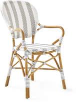 Serena & Lily Riviera Armchair - Striped